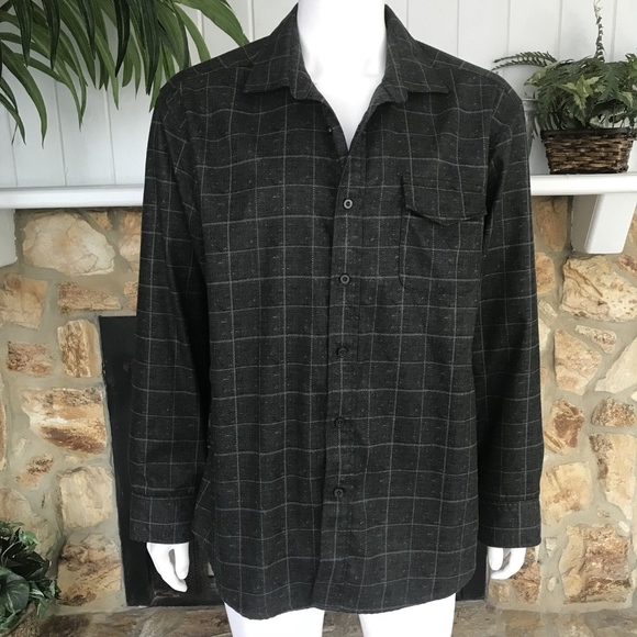 Tommy Bahama Other - Tommy Bahama Plaid Long Sleeve Lined Flannel Shirt